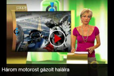 Halálos motorbaleset vétlenül – Az anya kötelessége