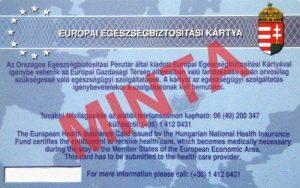 Már több mint 200 ezren rendelkeznek Európai Egészségbiztosítási Kártyával