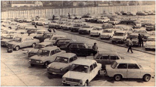 Nőtt a gépjárművek átlagéletkora