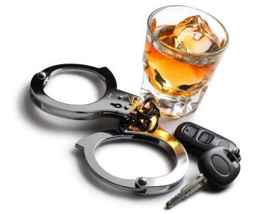 Az alkoholfogyasztás hatása a járművezetési képességre.