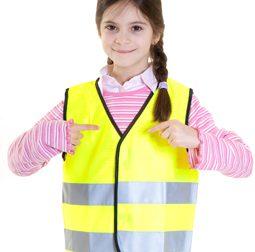 Fényvisszaverő mellények biztonsága