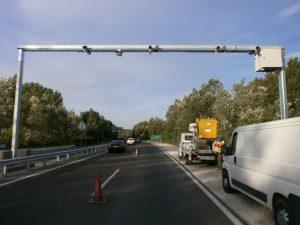 A kamerák főleg a gyorshajtókat ellenőrzik, de nem ez a fő oka a baleseteknek