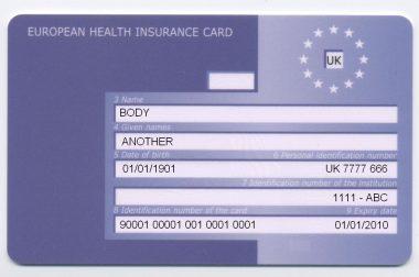Kártérítést nem nyújt az Európai Egészségbiztosítási Kártya
