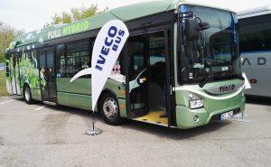 Magyar és európai gyártók 30 új buszt mutattak be a 2017-es BUSEXPO kiállításon
