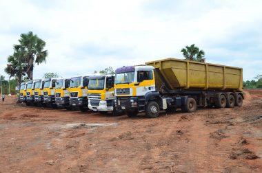 Kártérítésért perelhetnek a magyar kamionosok is