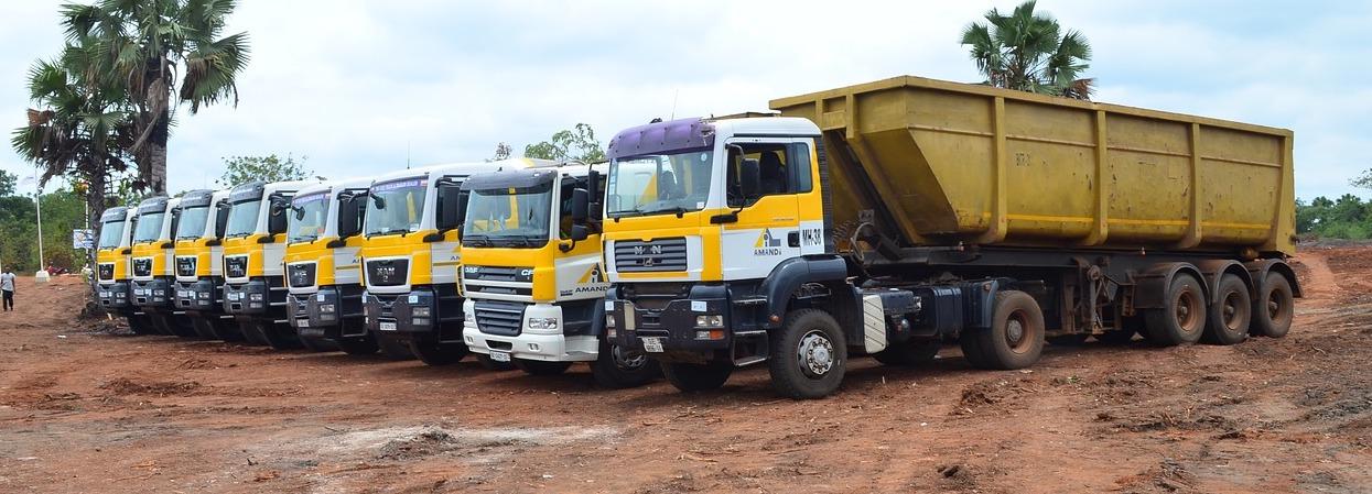 A 6 tonna önsúly feletti teherautók és vontatók érintettek a kamionkartell-botrányban