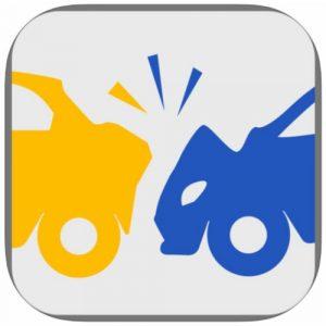 E-kárbejelentő app. mobiltelefonokra